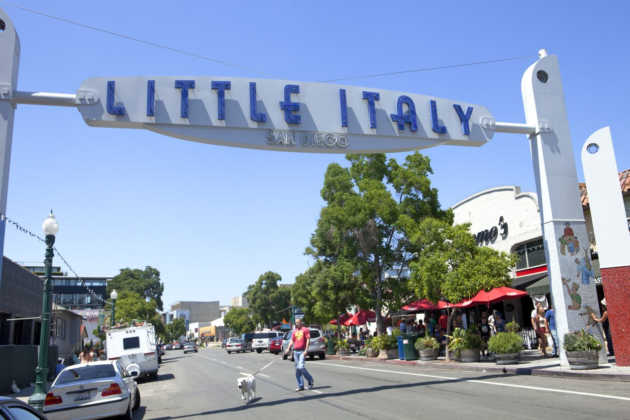 Little Italy - Ocean Beach